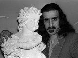 Frank Zappa Rock Musician at the Dorchester Hotel Photographic Print