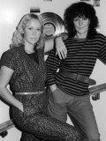 Abba Swedish Pop Band, April 1974 Photographic Print