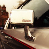 Me and My Cadillac, December 1999 Photographic Print