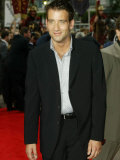 Clive Owen King Arthur Film Premier, July 2004 Photographic Print