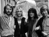 Abba Swedish Pop Band, April 1974 Photographic Print