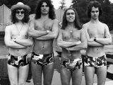 Slade in Swimming Trunks, 1974 Photographic Print
