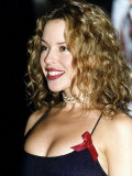 Kylie Minogue at the Brit Awards 199 Photographic Print