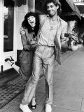Bob Geldof and Kate Bush Both Collected the Award for Best Single Photographic Print