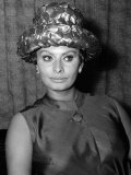 Sophia Loren, October 1961 Photographic Print