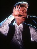 David Bowieat the London Arena Photographic Print