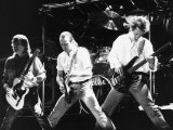 Status Quo, Francis Rossi Lead Singer with Rick Parfitt And, John Edwards, 1995 Fotografisk tryk