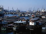 Maashaven Docks Rotterdam Holland Photographic Print