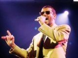 George Michael in Concert at Wembley Arena Photographie