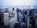 USA New York City Skyline Photographic Print