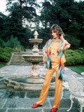 Rod Stewart Fotografisk tryk