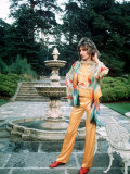 Rod Stewart Photographic Print