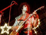 Marc Bolan on Stage Photographic Print