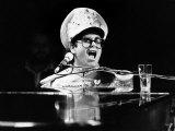 Elton John, 1982 Photographic Print