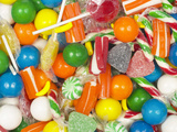 Mixed Candies Photographic Print