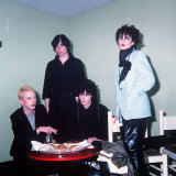 Siouxsie & the Banshees Photographic Print