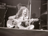 Marc Bolan in Concert at the Empire Pool, Wembley, March 1972 Fotografisk tryk
