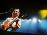 Dire Straits Mark Knopfler from Dire Straits in Concert in Oslo Photographic Print