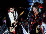 Adam and the Ants for Superstar Book, 1981 Fotoprint