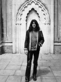Ian Gillan of Deep Purple Fotografisk tryk