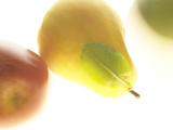 Yellow Pear Photographic Print