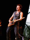 Bruce Springsteen Singer Songwriter Lmina fotogrfica