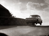 Hillman Imp 1965, Motor Car Fotografie-Druck