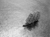 The Windjammer Olive Bank in the English Channel, 1935 Photographic Print