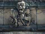 Architectural Detail -Gargoyle Photographic Print