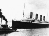 The Titanic in 1912 Proir to Maiden Voyage Brochure Photographic Print
