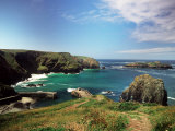 Mullion Cove in Cornwall Photographic Print