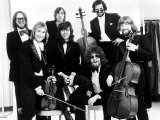 Electric Light Orchestra English Pop Group Led by Jeff Lynne Photographic Print