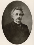 Albert Einstein in 1922 Fotografie-Druck