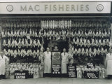 Mac Fisheries Poulterers Photographic Print