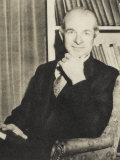 Linus Pauling American Chemist and Peace Campaigner, photo