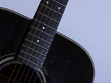 Close-up of Guitar Photographic Print