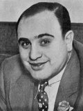 "Alphonse ""Scarface"" Capone a Prominent Citizen of Chicago Photographic Print"