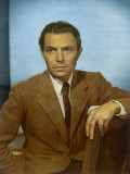 James Mason English Actor in British and American Films Photographic Print