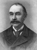 Great British Writers - Thomas Hardy Wall Poster