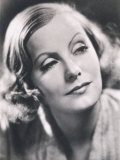 Greta Garbo Swedish-American Film Actress Photographie