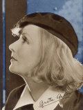 Greta Garbo Swedish-American Film Actress Photographic Print