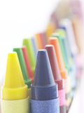 Box of Crayons Photographic Print