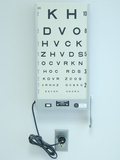 Optometrist's Chart Photographic Print