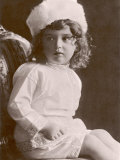 Alexis Tsarevich of Russia, Son of Nicolas II and Alexandra Photographic Print