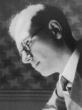 Olivier Messiaen French Musician Photographic Print by Andreossy