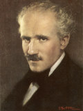 Arturo Toscanini Italian Conductor Known for His Dynamic Style Photographic Print by Emilio Bestelti