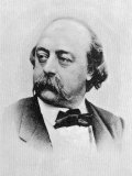 Gustave Flaubert French Writer Photographic Print