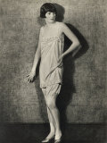 Chemise and Knickers 1920 Photographic Print