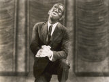 Al Jolson in the Jazz Singer Photographic Print