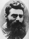 Portrait Photograph of Australian Bushranger Ned Kelly Taken the Day Before His Hanging Photographic Print